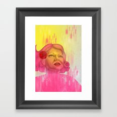 Follies Framed Art Print