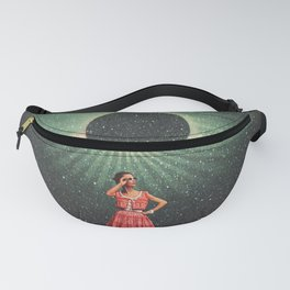 Total Eclipse of You Fanny Pack