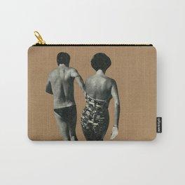 Beach Romance Carry-All Pouch