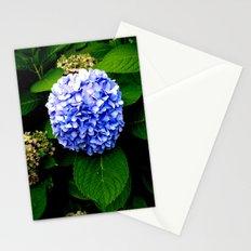 Blue Flower (Edited) Stationery Cards