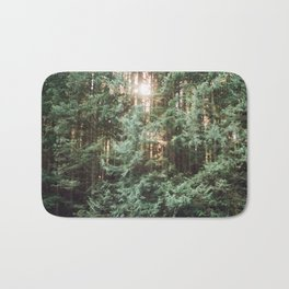 in the pines 35mm Bath Mat