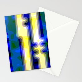 signals, calls, and marches Stationery Cards