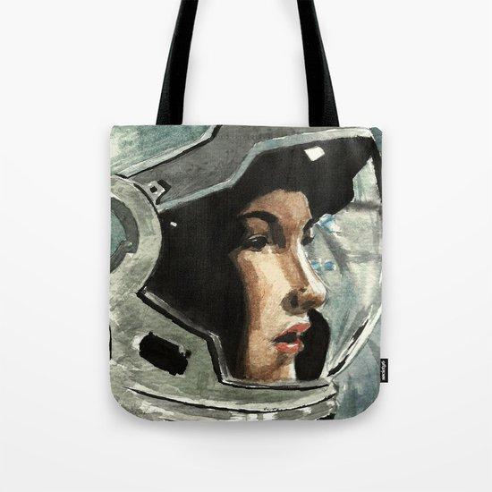 Galactic hope Tote Bag