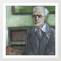 Hermann Hesse Art Print