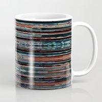 copper Mugs featuring Copper by allan redd