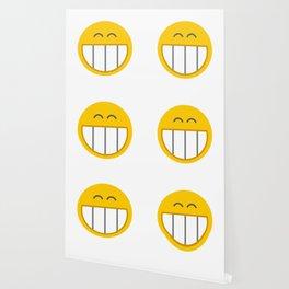 Big Teeth Smiley Face Wallpaper