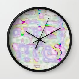 Shape 29.5 Wall Clock