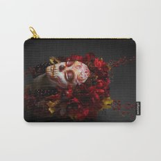 Crimson Havest Muertita Carry-All Pouch