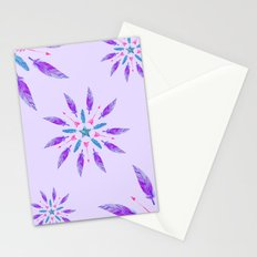 Feathers Dream Stationery Cards