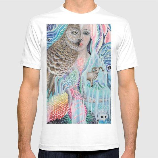blind spot T-shirt