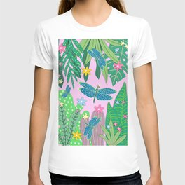 Fantasy Botanical #3 T-shirt