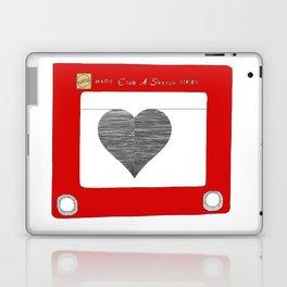Etch Laptop & iPad Skin