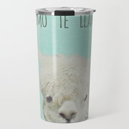 COMOTE LLAMA ? MINT Travel Mug