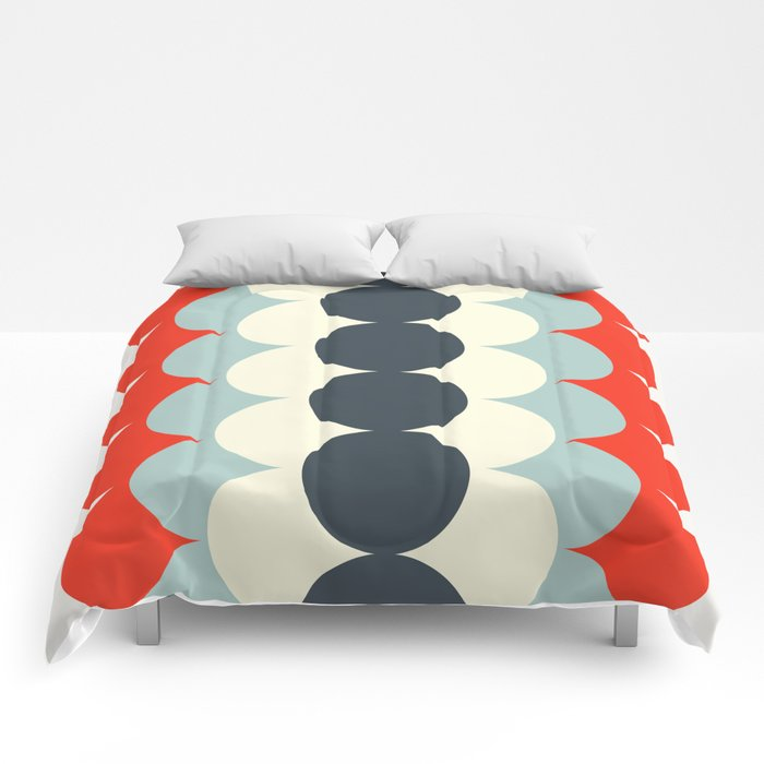Gradual Modern Comforters