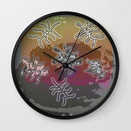Beings / Nano-World / 07-09-16 Wall Clock