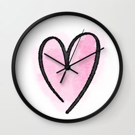 It's Simple Really Wall Clock