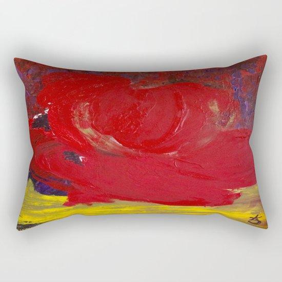 Abstract in Nature Rectangular Pillow
