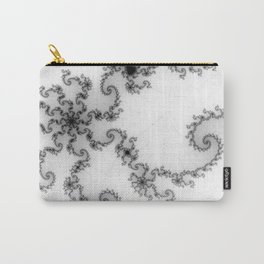 detail on mandelbrot set - starfish Carry-All Pouch