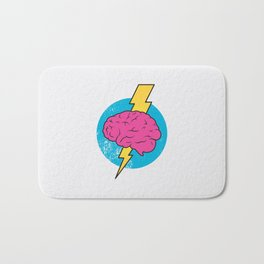 Brainstorming Bath Mat