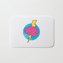 Brainstorming Bath Mat