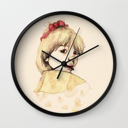 Ana Wall Clock