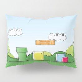 World of Mario Pillow Sham