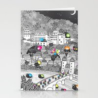 germany Stationery Cards featuring Locals Only - Heidelberg, Germany by Heiko Windisch