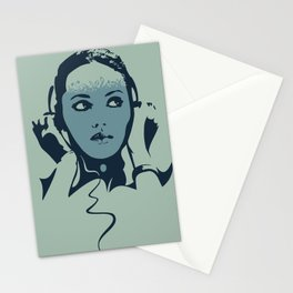 Monitoring Stationery Cards