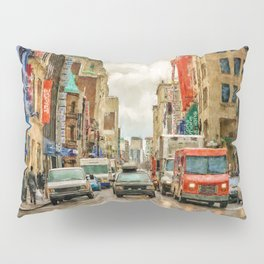 On Your Mark Pillow Sham