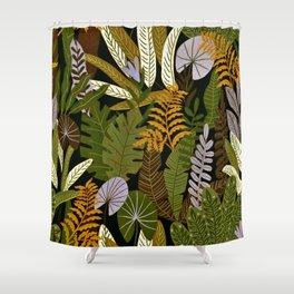 Rain Forest Shower Curtain
