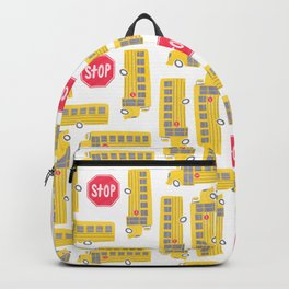 Bus Patten 2 Backpack