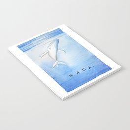 Nada - White Humpback Whale Notebook