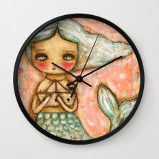 Another Great Catch Wall Clock