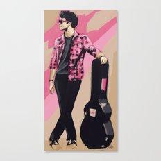 Darren Canvas Print