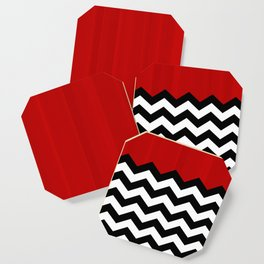 Twin Peaks - The Red Room Coaster