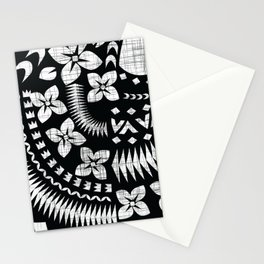 TRIBAL TROPICAL Stationery Cards