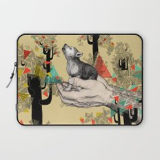Found You There  Laptop Sleeve