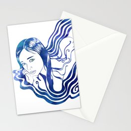 Water Nymph IX Stationery Cards