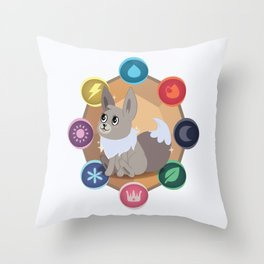 Evolution Possibilities  Throw Pillow