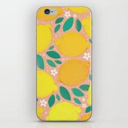 Meyer Lemons iPhone Skin