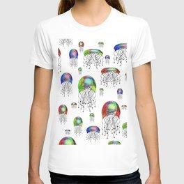 JELLYFISH BLOOM T-shirt