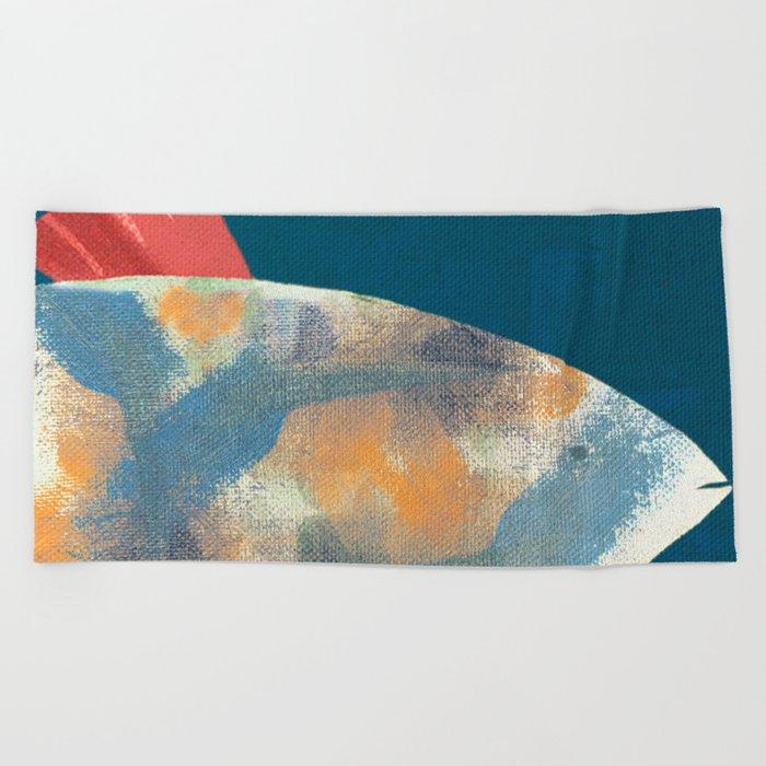 Della Gamma di Colori Beach Towel