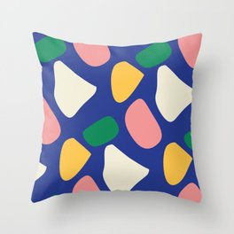 Mistari I Throw Pillow