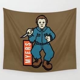 Michael Meyers Wall Tapestry