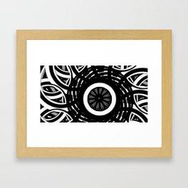 Rosarium #3 Framed Art Print
