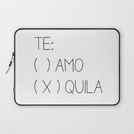 Tequila Laptop Sleeve