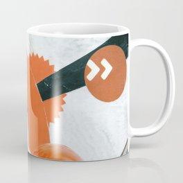 Consumable Goods (Orange) Coffee Mug