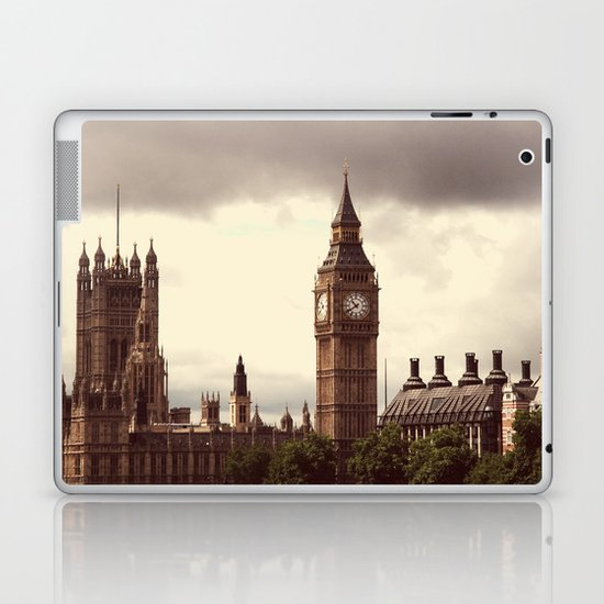 Sherlock Lives Laptop & iPad Skin