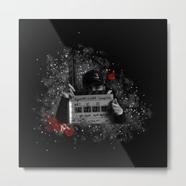 BTS x RM (Change) Metal Print