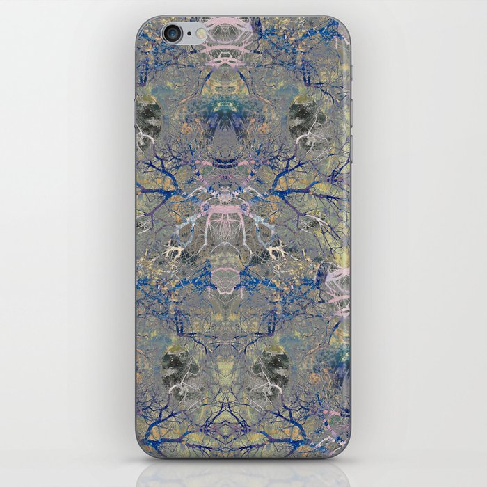 Funky fresh interior and fashion prints iPhone Skin